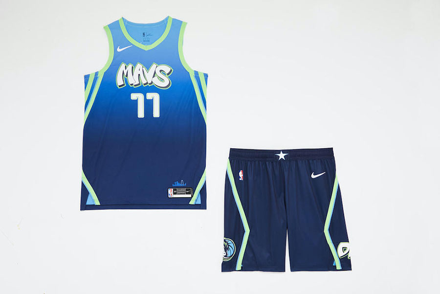 dallas mavericks city edition
