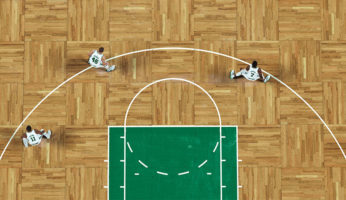 parquet incrociato boston celtics