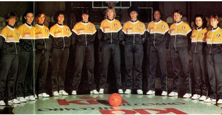 vicenza basket femminile