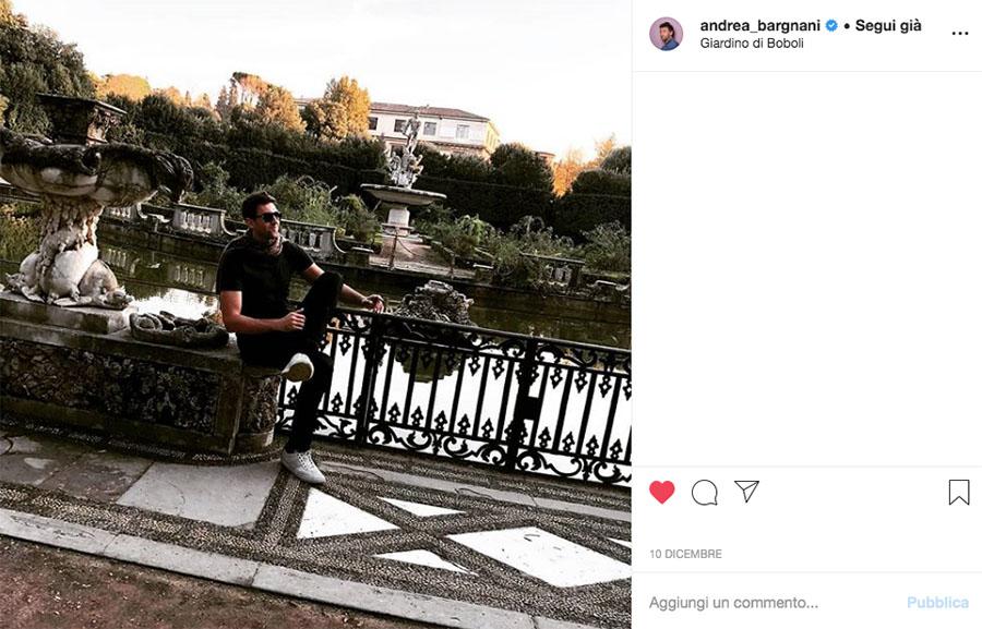 andrea bargnani instagram foto