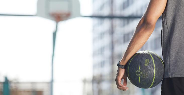 basket playground giocatore