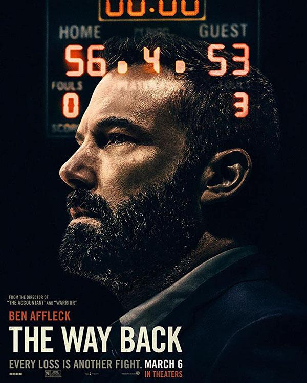 film di basket tornare a vincere ben affleck