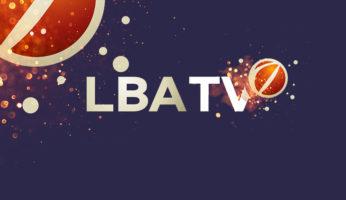 LBATV lega basket serie A
