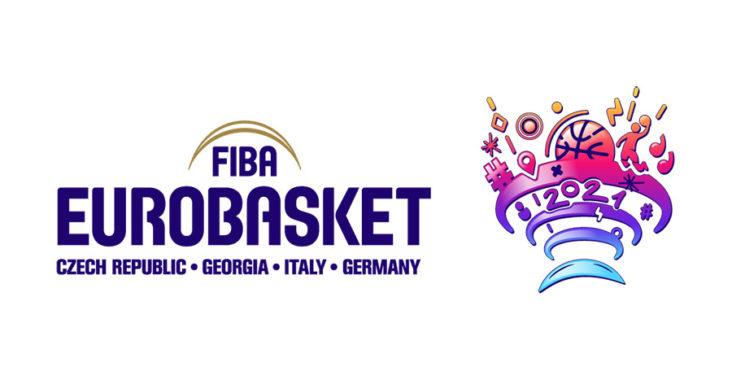 logo eurobasket 2021