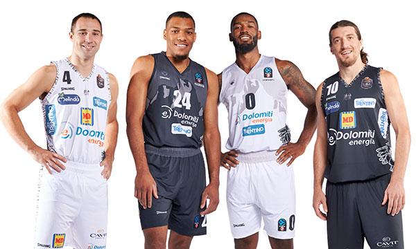 maglia trento 2019-20