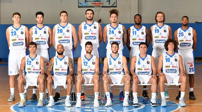 maglia treviso 2019-20