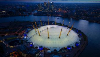 O2 arena londra london