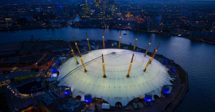 O2 arena londra london