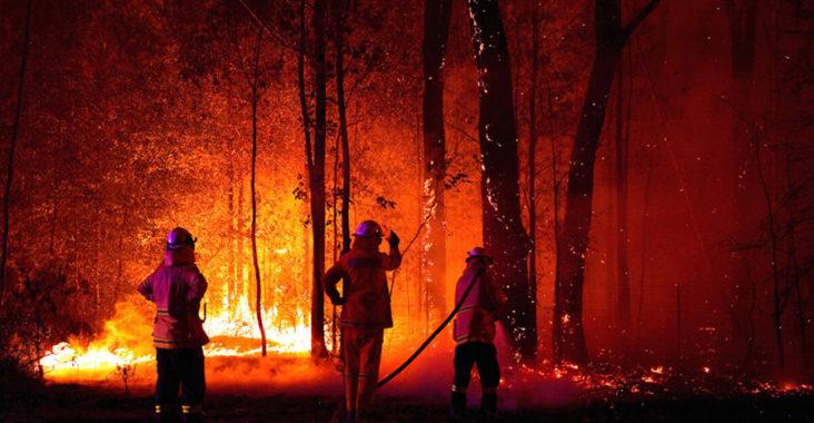 australia incendi