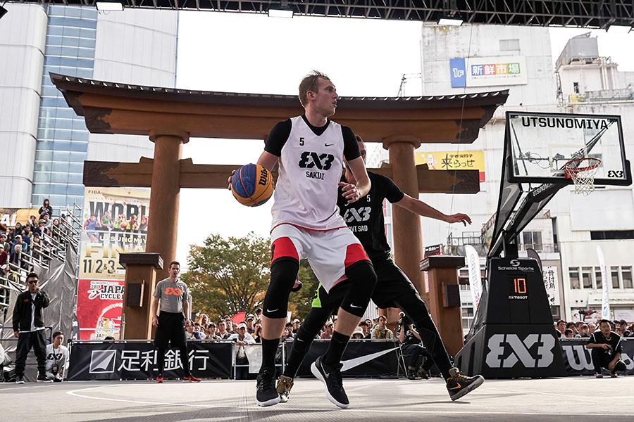 FIBA 3x3 Giappone