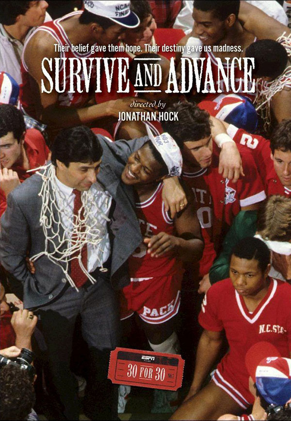 jim valvano north carolina state 1983