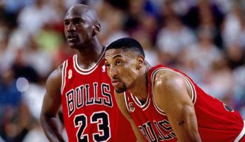 michael jordan scottie pippen chicago bulls