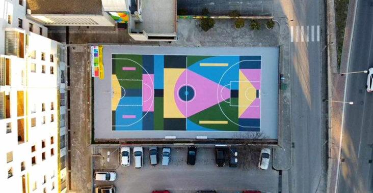playground piazza degli olmi matera