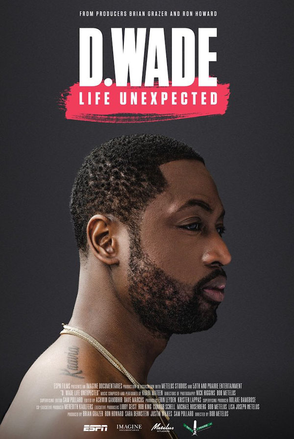 documentario su vita e carriera di Dwyane Wade