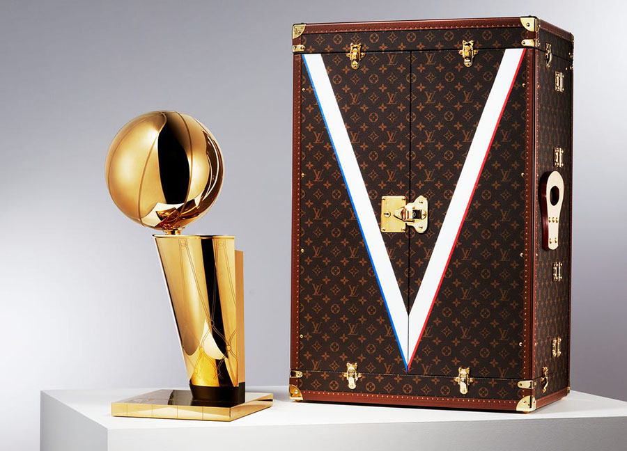 louis vuitton larry o'brien trophy