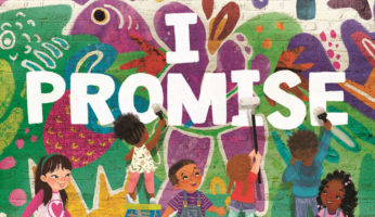 libro per bambini di lebron james I Promise