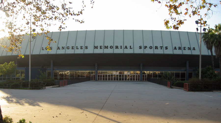 los angeles memorial sports arena