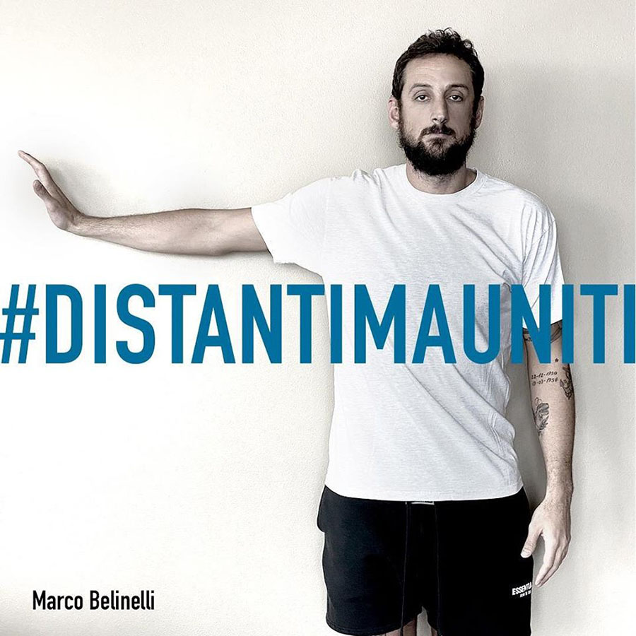 #distantimauniti marco belinelli