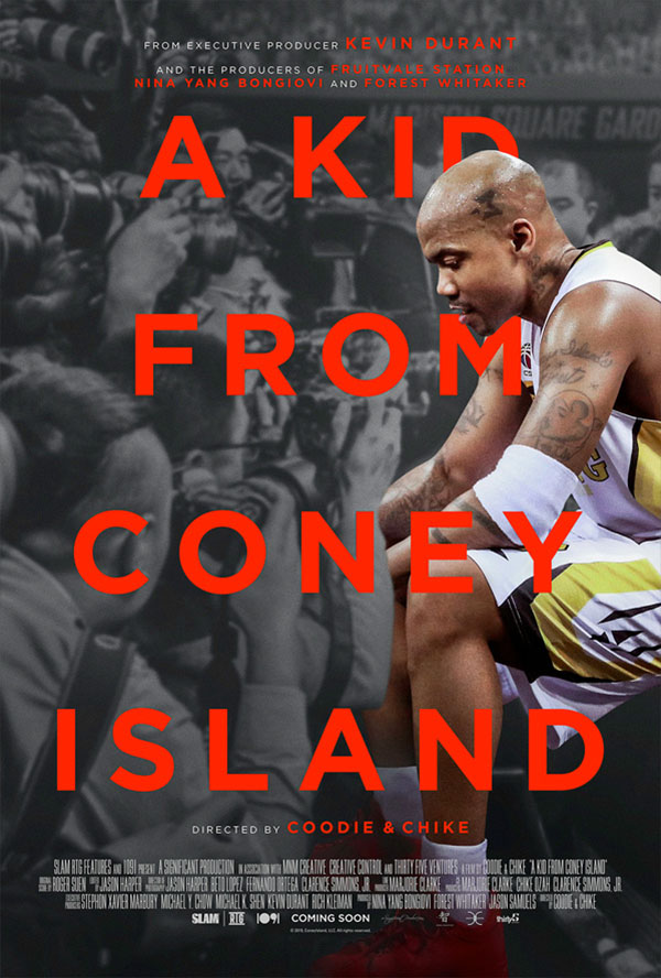 a kid from coney island stephon marbury