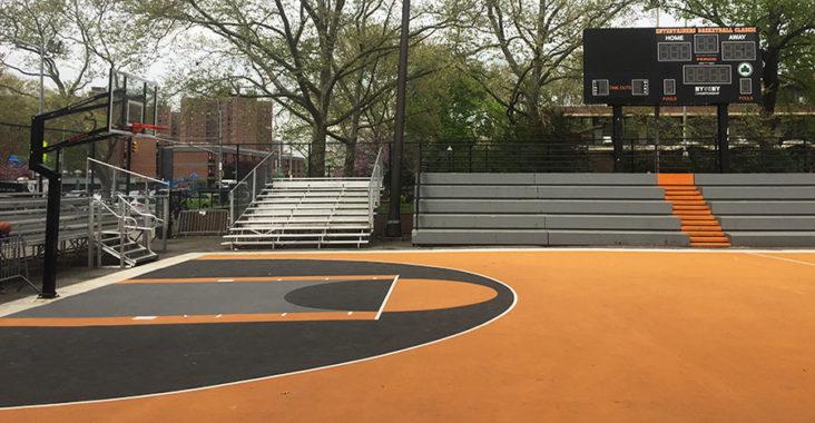 appleball new york playground
