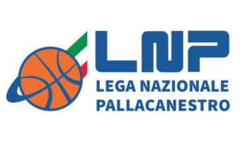 lnp lega nazionale pallacanestro logo