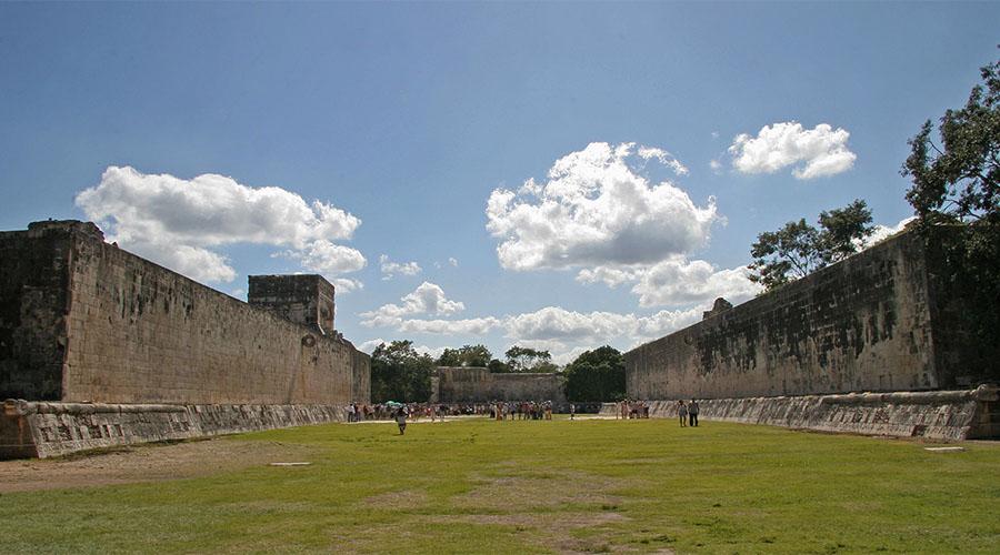 antenati del basket pok ta pok maya campo