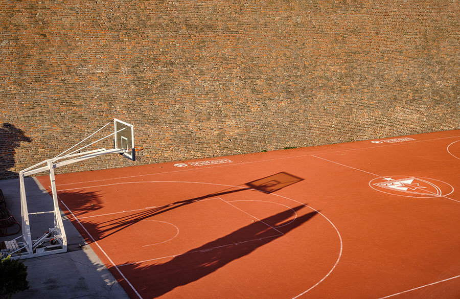 campo basket belgrado stella rossa