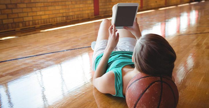 sportive digitali atlete donne donna sport