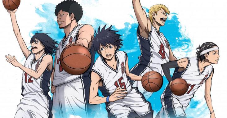ahiru no sora manga anime basket