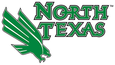 logo north texas mean green ncaa