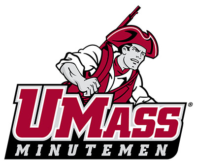 university of massachusetts minutemen logo ncaa