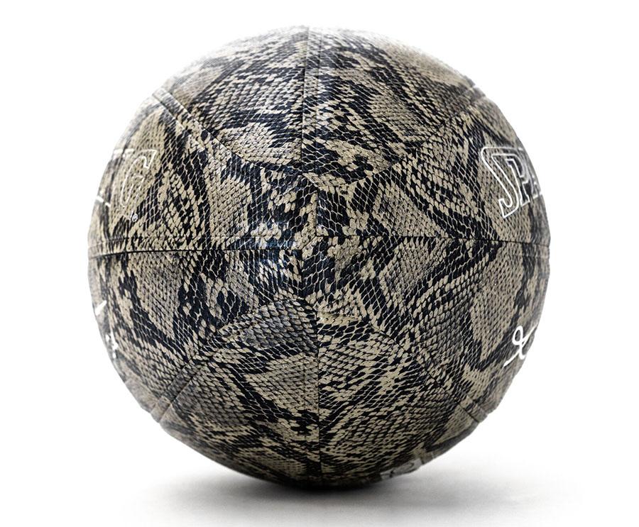 pallone spalding kobe bryant 94 series silver