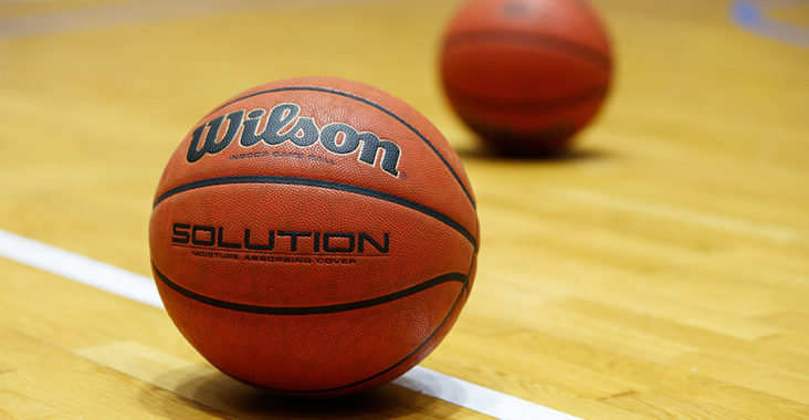 pallone basket wilson