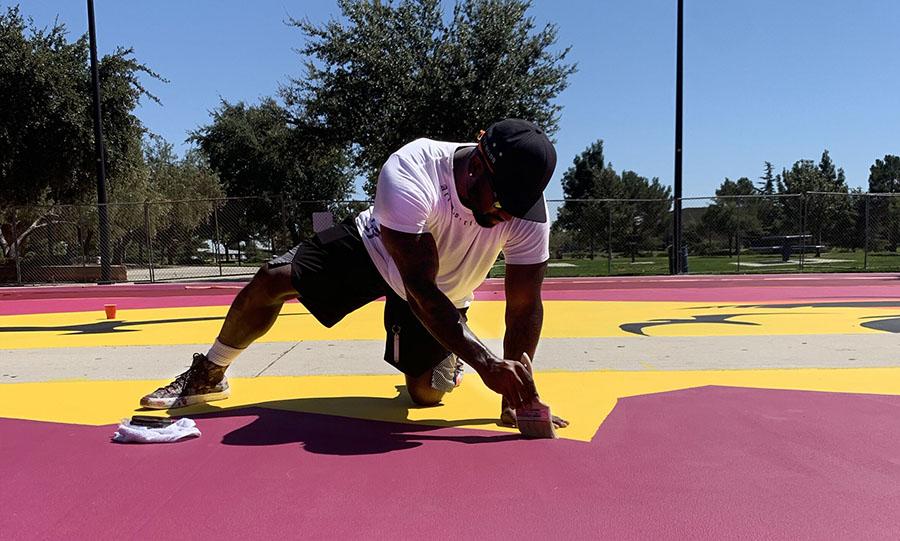 playground palmdale michael farhat