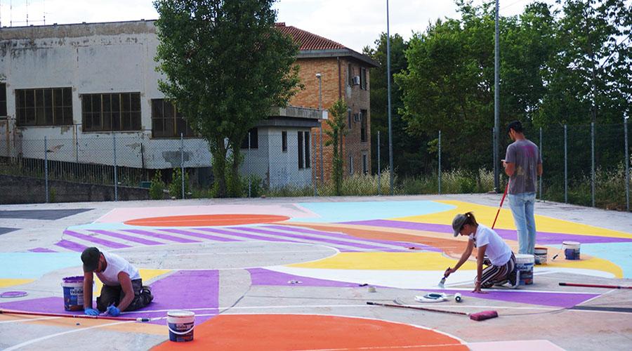 olimpia playground kobe bryant matera