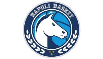 nuovo logo del napoli basket cavallo