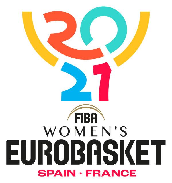 europei femminili basket 2021 logo