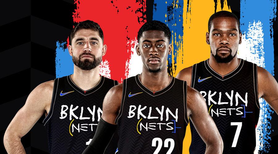 10 maglie city edition più belle nba 2020-2021 brooklyn nets