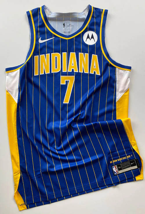 10 maglie city edition più belle nba 2020-2021 indiana pacers