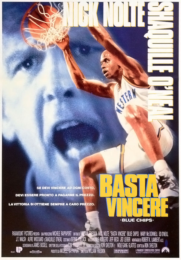 film di basket basta vincere blue chips