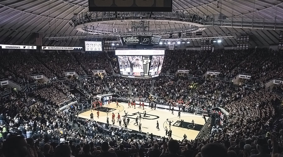 mackey arena purdue
