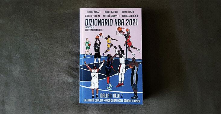 Dizionario NBA 2021 libri di basket