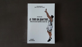 il tiro da quattro dario ronzulli libro basket