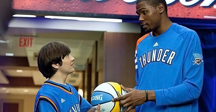 film di basket thunderstruck kevin durant
