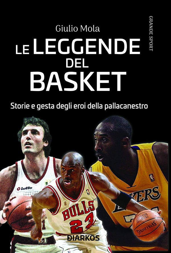 libri di basket le leggende del basket giulio mola