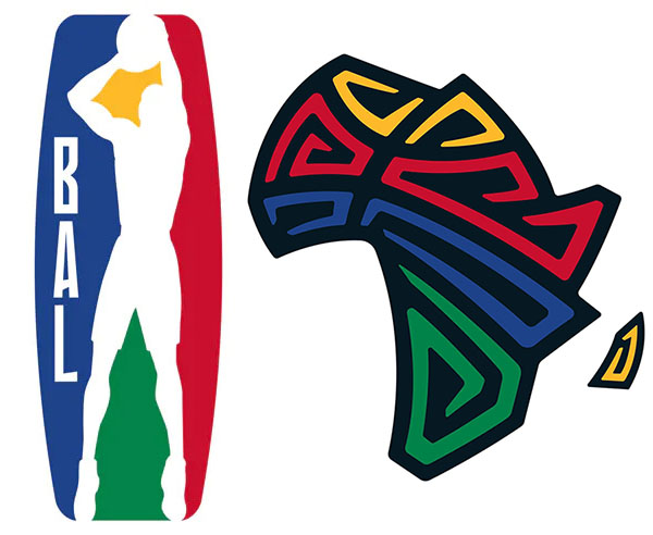bal basketball africa league logo