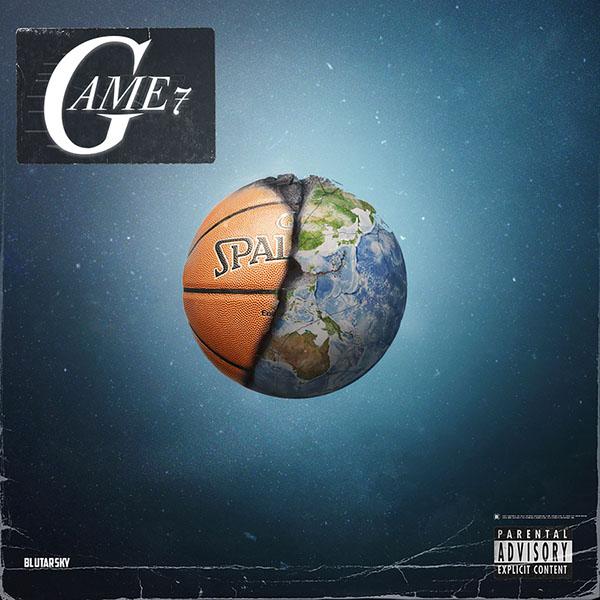 blutarsky game7 cover rapper