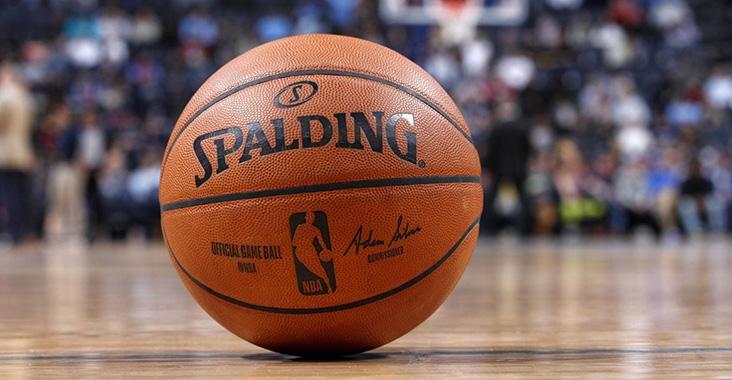 spalding pallone nba