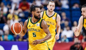 boomers australia di basket