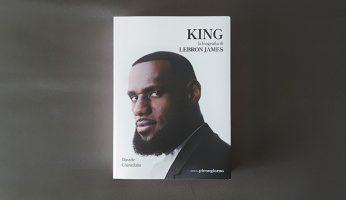 libri basket king lebron james davide chinellato